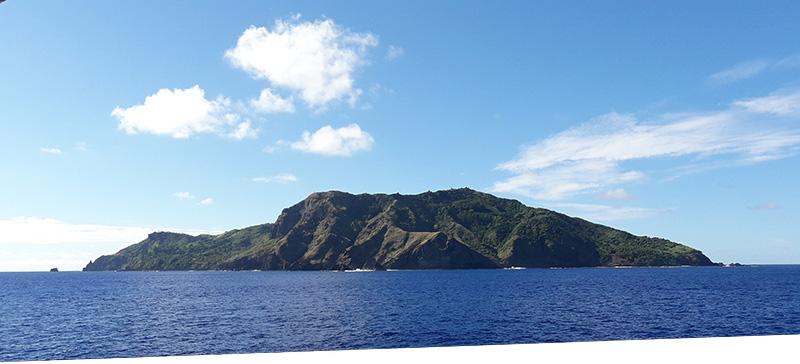 Pitcairn en vue